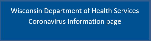 Wisconsin Department of Health Coronavirus Information page